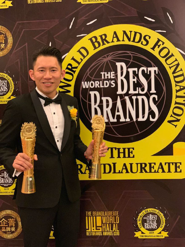 KGW Logistics - The Brandlaureate Prominent Business Best Brands Awards Winner