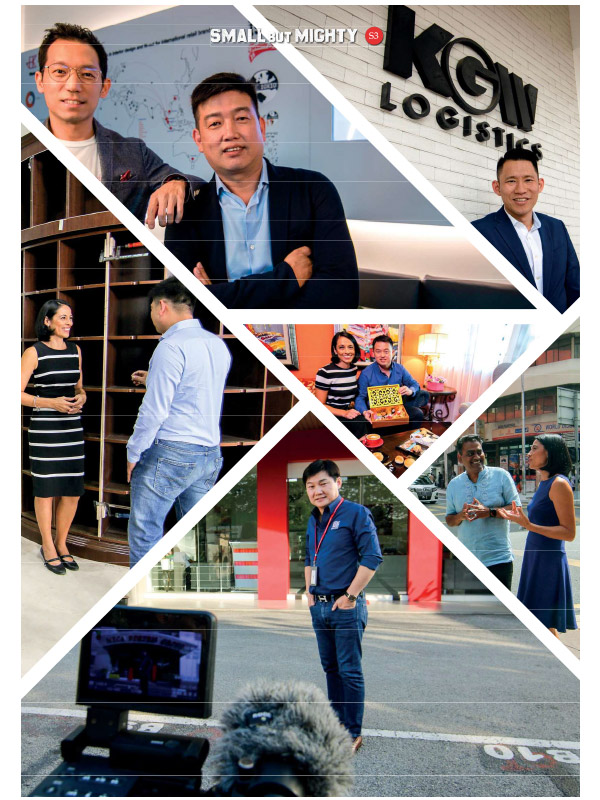 National Geographic, Small but Mighty Series - Interview with our Founder, Dato' Roger Wong