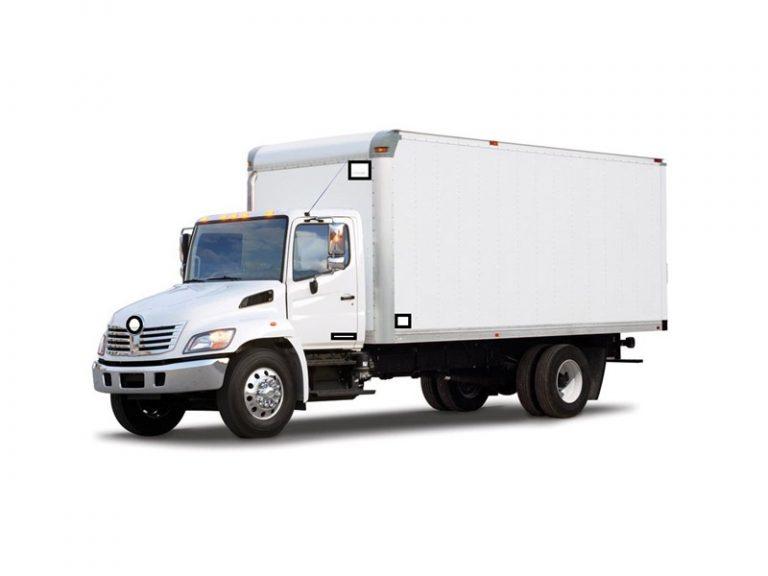 5 Ton Truck Transport