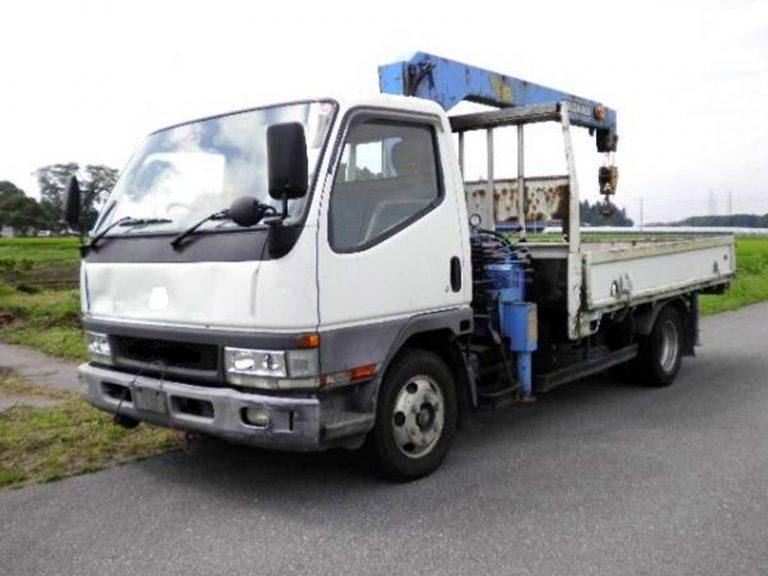3 Ton Lorry Crane
