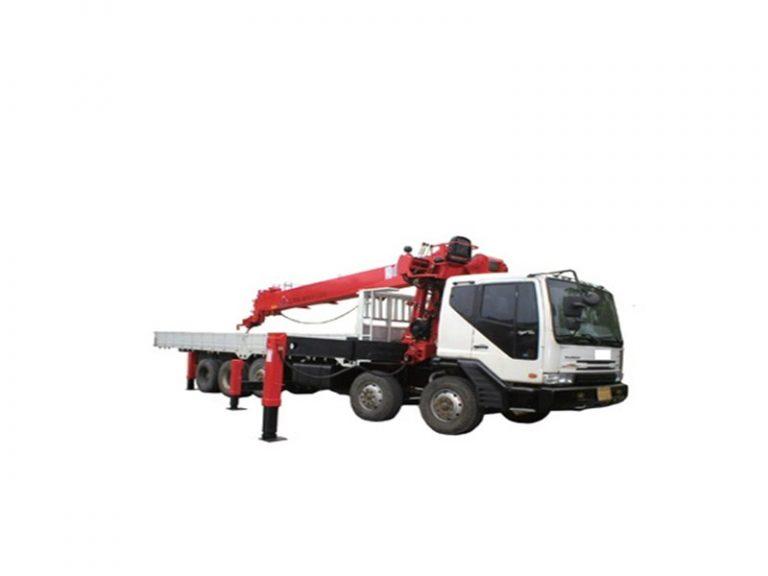 15 Ton Lorry Crane